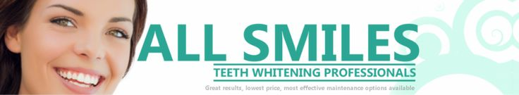 ALL SMILES - All Smiles PDX - Professional Laser Teeth Whitening Portland