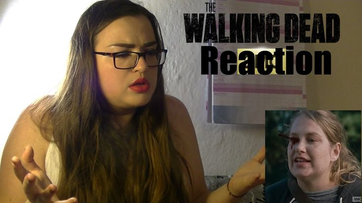 TWD 06x14 Twice as Far reaction video
