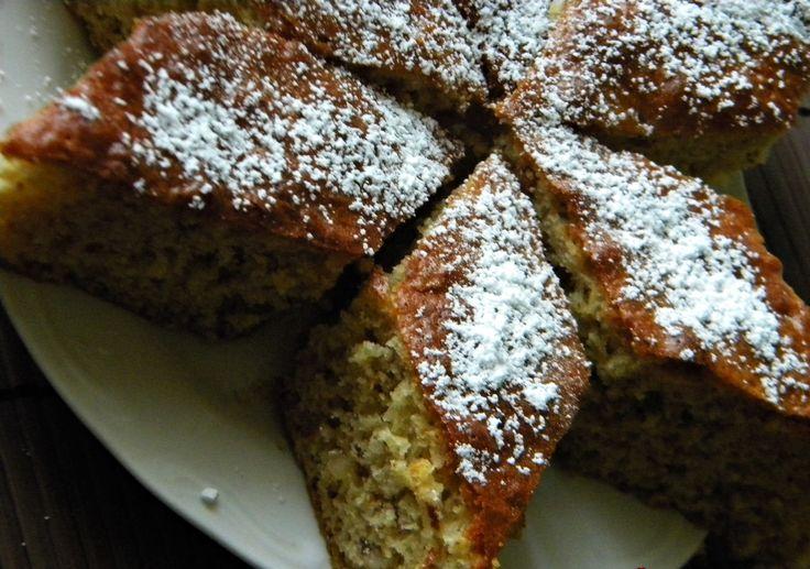 Kevert almás diós süti – gyors, olcsó és csodás íze van!!