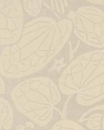 Lim & Handtryck kan konsten att göra vackra (och miljövänliga!) tapeter... Syns inte så bra på bilden men det är lite skimmer i trycket också. Skulle gärna ha den i vårt nya sovrum på vinden.