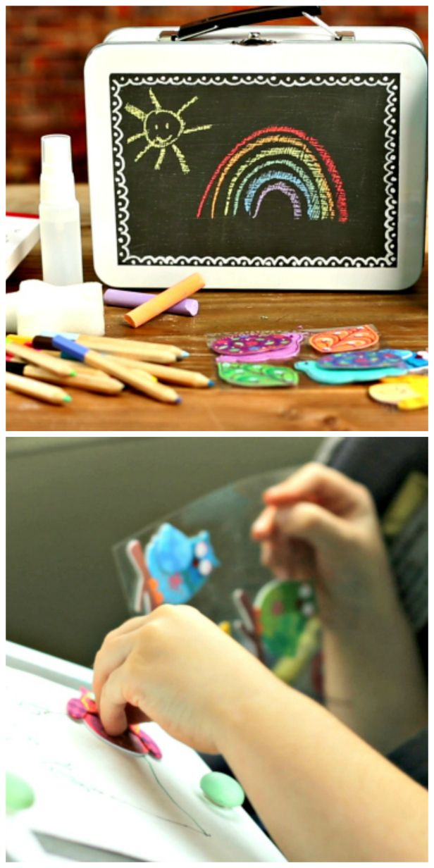 Weekday Crafternoon: Kid's Road Trip Art Kit (http://blog.hgtv.com/design/2013/07/09/weekday-crafternoon-kids-road-trip-art-kit/?soc=pinterest)