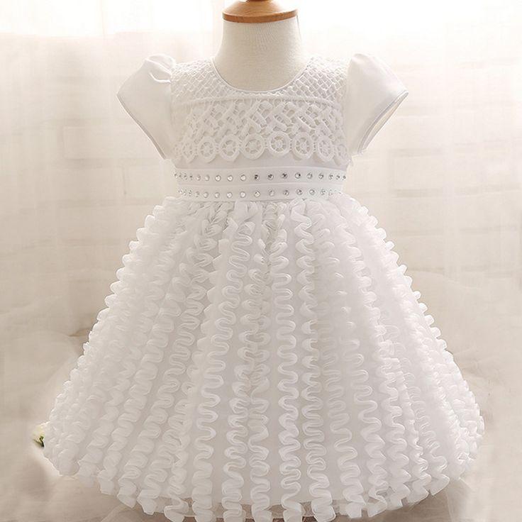 $23.55 (Buy here: https://alitems.com/g/1e8d114494ebda23ff8b16525dc3e8/?i=5&ulp=https%3A%2F%2Fwww.aliexpress.com%2Fitem%2F1-Pc-Summer-Girls-White-Crochet-Gauze-Ball-Gown-Dress-Short-Sleeve-Tunic-Party-Dress-29713%2F32688557557.html ) 1 Pc Summer Girls White Crochet Gauze Ball Gown Dress  Tunic Party Dress 29713 for just $23.55