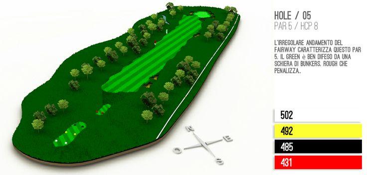 Hole 5 Golf Lignano