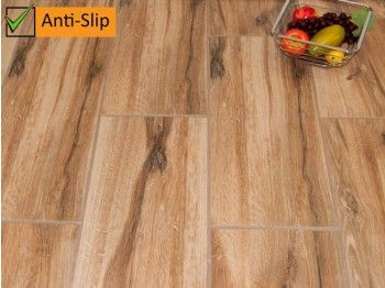 Kilimanjaro Knysna Oak Anti-Slip Floor Tile