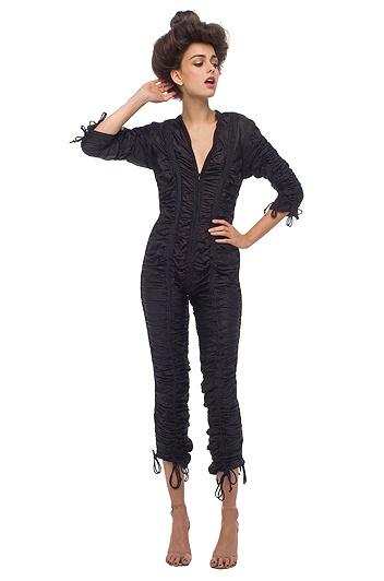 377 best images about i love jumpsuits on pinterest - Norma kamali costumi da bagno ...