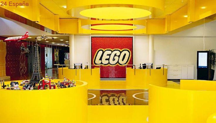 La empresa de juguetes Lego despedirá a 1.400 empleados, el 8% de la plantilla