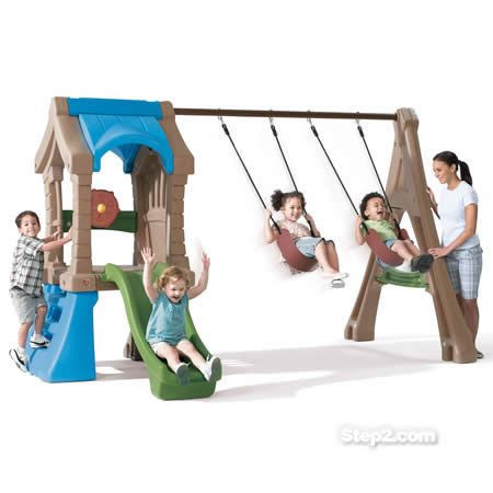 Play Up Gym Set New $899