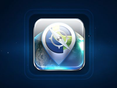 Box icon for dashboard  http://dribbble.com/shots/679541-geo-app-icon