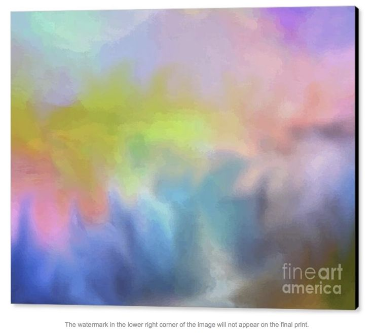 A photo of a Coastal sunrise inspired this abstract rendition. I can hear the wave crashing over the shoreline rocks. The sun is about to emerge for another brilliant day. I'm using a smudge tool to diffuse the  multitudinous colours.