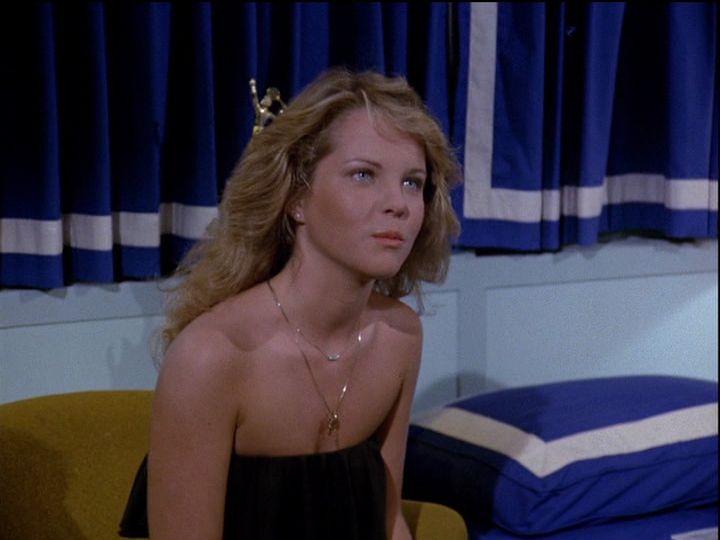 Melissa Sue Anderson Love Boat | Melissa Sue Anderson in The Love Boat