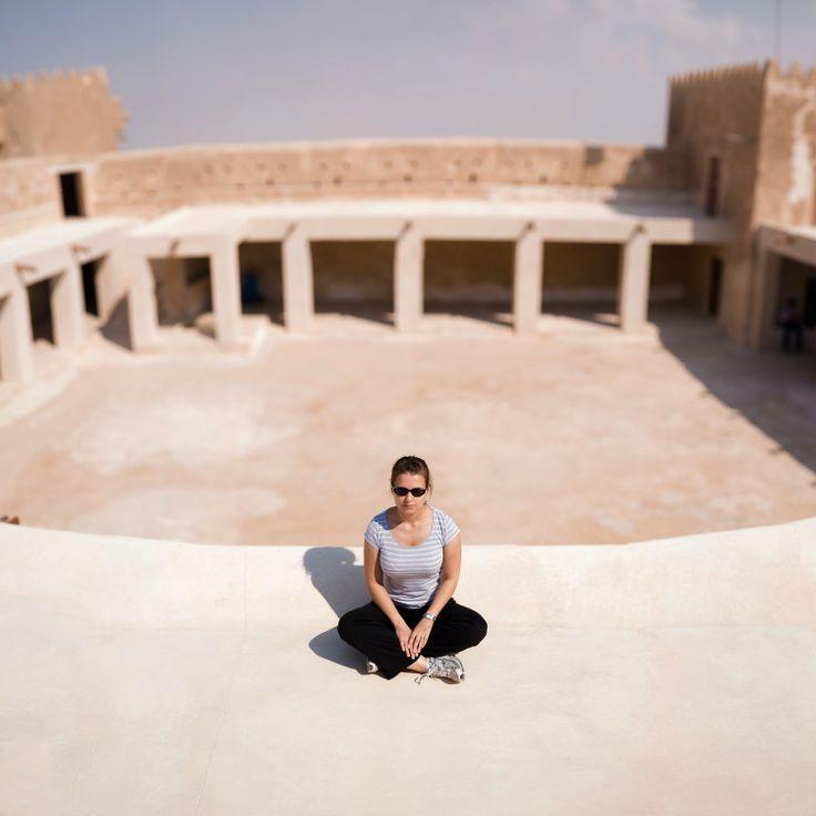 In Zubara fort
