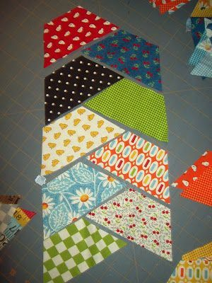 The Lazy Quilters Quilt – No Measuring Required