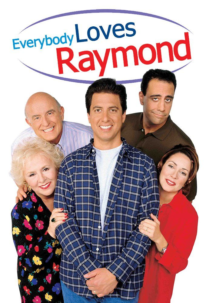 Everybody Loves Raymond ( a truly classic tv comedy show ) with an excellent cast and awesomely well written scripts ) ⭐️⭐️⭐️⭐️⭐️