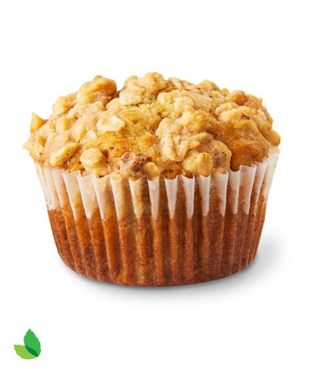 Banana Nut Muffins Recipe with Truvía® Baking Blend and Truvía® Brown Sugar Blend
