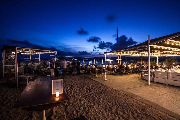IBIZA - Experimental Beach great sunset restaurant!!