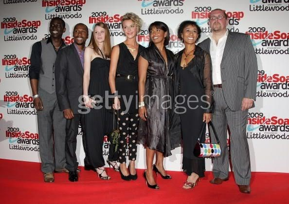 Casualty Cast!