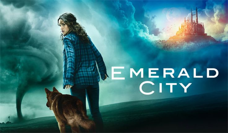 "Emerald City : "" Latest Trailer""      Release Date : January 6th, 2017 (on NBC)     Director : Tarsem Singh     Executive Producers : David Schulner, Shaun Cassidy, Matthew Arnold     Cast : Adria Arjona, Joely Richardson, Vincent D'Onofrio, Olafur Darri Olafsson, Ana Ularu, Florence Kasumba, Oliver Jackson-Cohen, Gerran Howell, Jordan Loughran, Stefanie Martini, Mido Hamada     Studio : Universal Television"