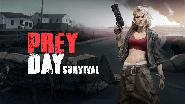 Prey Day Survival Craft Zombie Logo Surviving In The Wild Survival Prey