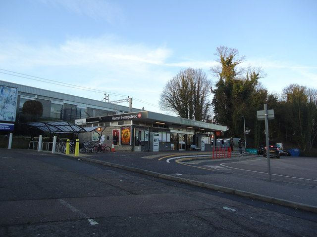 Hemel Hempstead Railway Station (HML) in Hemel Hempstead, Hertfordshire