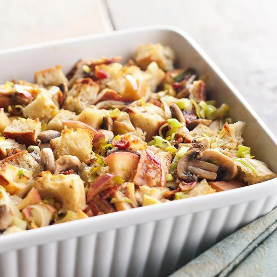 Sweet and savory come together in this Thanksgiving side dish.