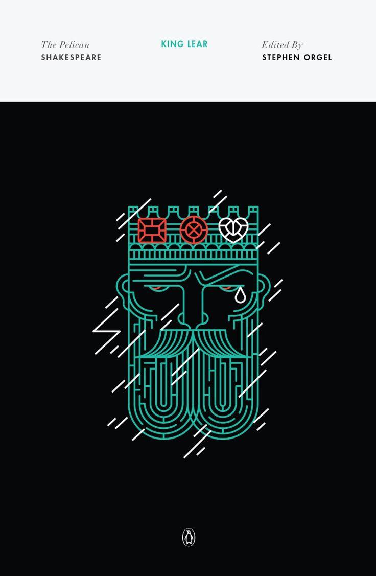 T-shirt design zeixs - King Lear