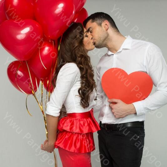 1.58  2.2g 20pcs/lot Romantic lovely Red Heart Shaped Pearl Latex Balloons Wedding Birthday Party Decor Valentines Day inflatable ball-in Ballons & Accessories from Home & Garden on Aliexpress.com | Alibaba Group