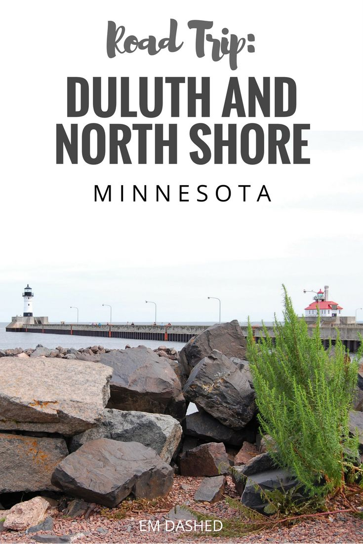 Beginning in the charming port city of Duluth and ending at the US-Canada border, Minnesota's North Shore is home to some of the best scenery in the Midwest USA. Click through for a Minnesotan's suggestions for a road trip, including Gooseberry Falls and Split Rock lighthouse.