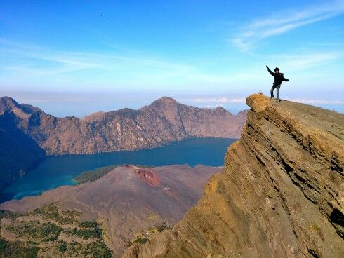 Mt.Rinjani,Lombok
