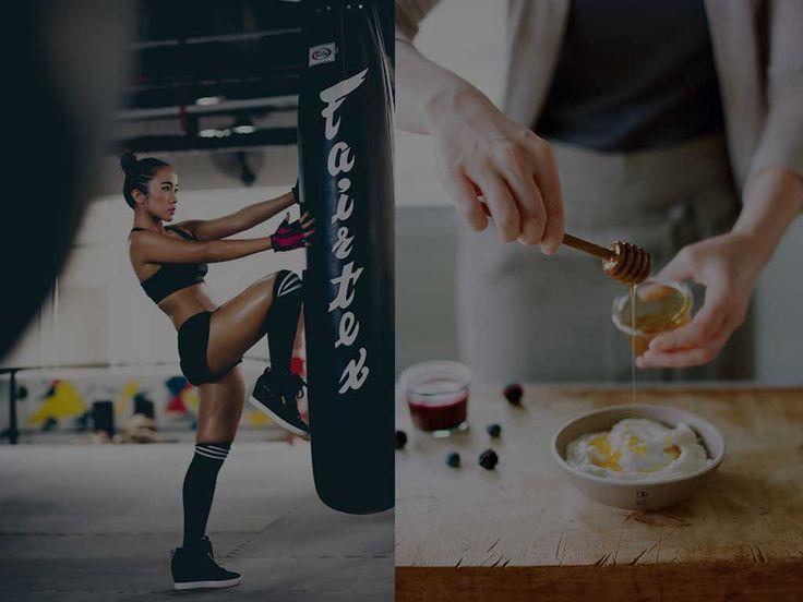 30 Days FatLoss Workshop - Lucy Luv Fitnesst x Lucas Dessert