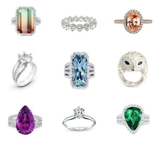 exquisite jewellery designs by MR-GEMS & JEWELLERY