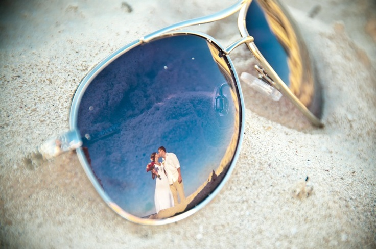 Andy's sunglasses would be perfect for a shot like this - Danyel