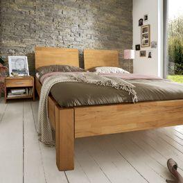Massivholzbett Svariata Haus Deko Bett Und Doppelbett
