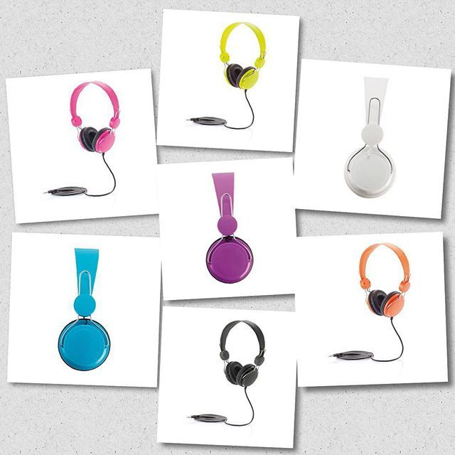 Earphones available in various colours from www.geminioctopus.co.za