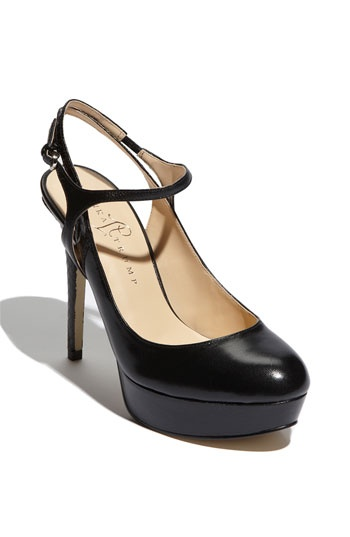 These are super comfortable!  And, ladies, we all know that's hard to find in a stylish pump.