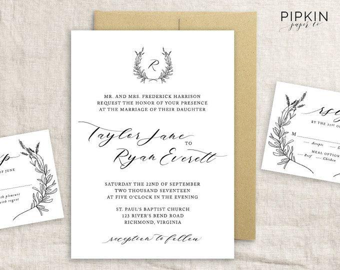 16 best wedding invites maggie images on pinterest invites