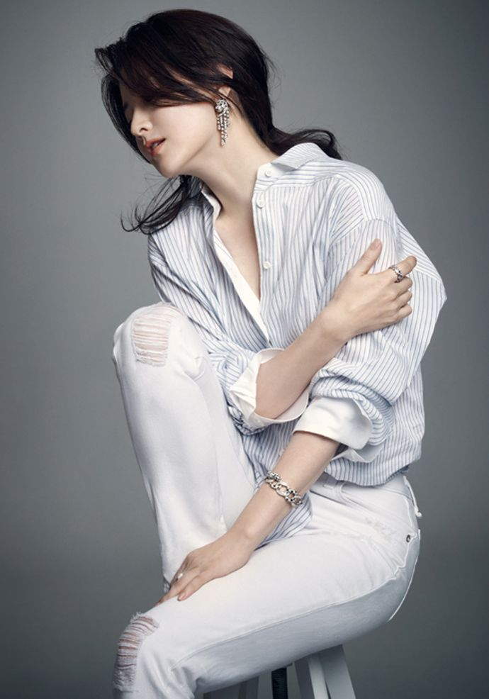 Ageless Lee Young Ae For Style Chosun