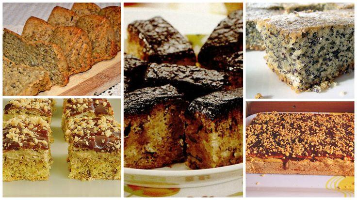 Íme a legegyszerűbb bögrés kevert diós, mákos süti, amit nem lehet elrontani!