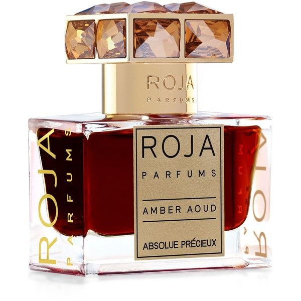 Roja Parfums Amber Aoud Absolue Precieux (18.370 ARS) ❤ liked on Polyvore featuring beauty products, fragrance, perfume fragrance, roja parfums and floral fragrances