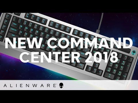 Discover the new Alienware Command Center software, an all