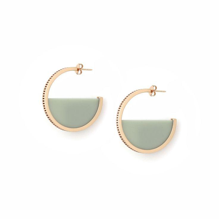 Zenith Hoop Earrings // PRE-ORDER