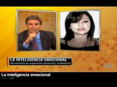 Beneficios del desarrollo de la Inteligencia emocional. Les comparto mi entrevista en CNN en Español.