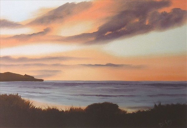 """Original Oil Painting called """"Tranquility"""""""