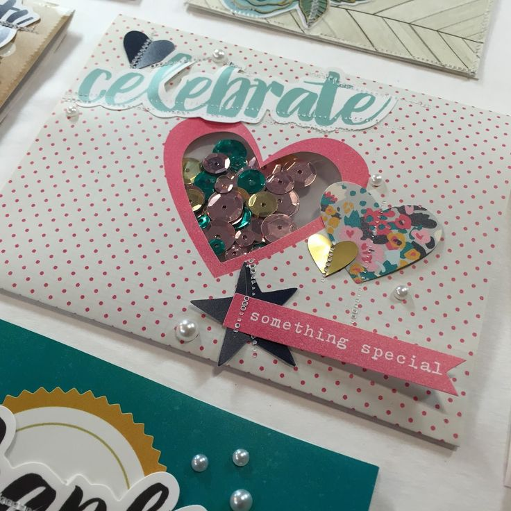 I promised my friend Sue at Sue's Crafts that I would post my experience with the We R Memory Keepers Fuse tool card kit from HSN. She pur...