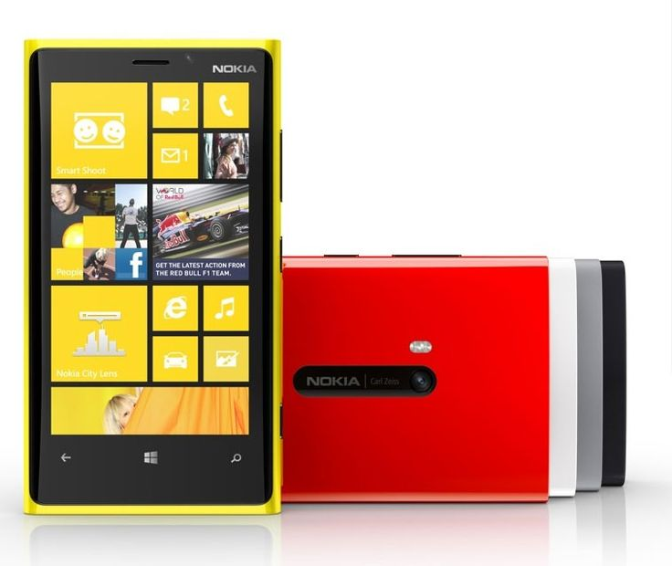 Nokia Lumia 920, 8MP rear PureView camera, Windows Phone 8.... My next phone come October