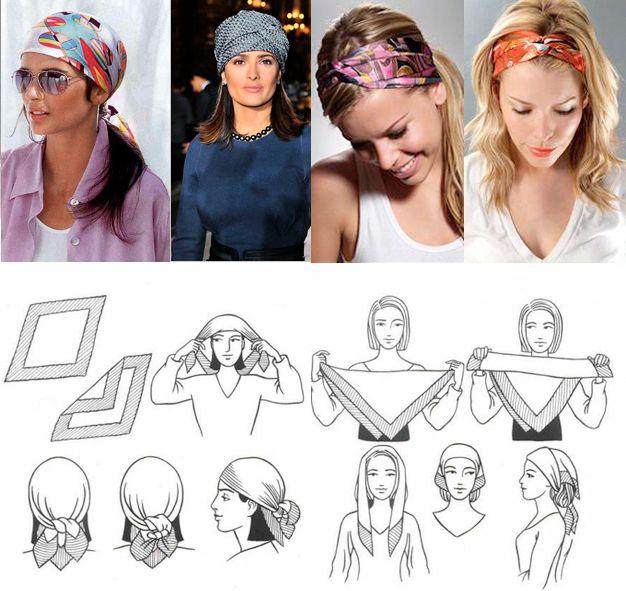 проектов как правильно завязать шарф на голову фото могут интересоваться