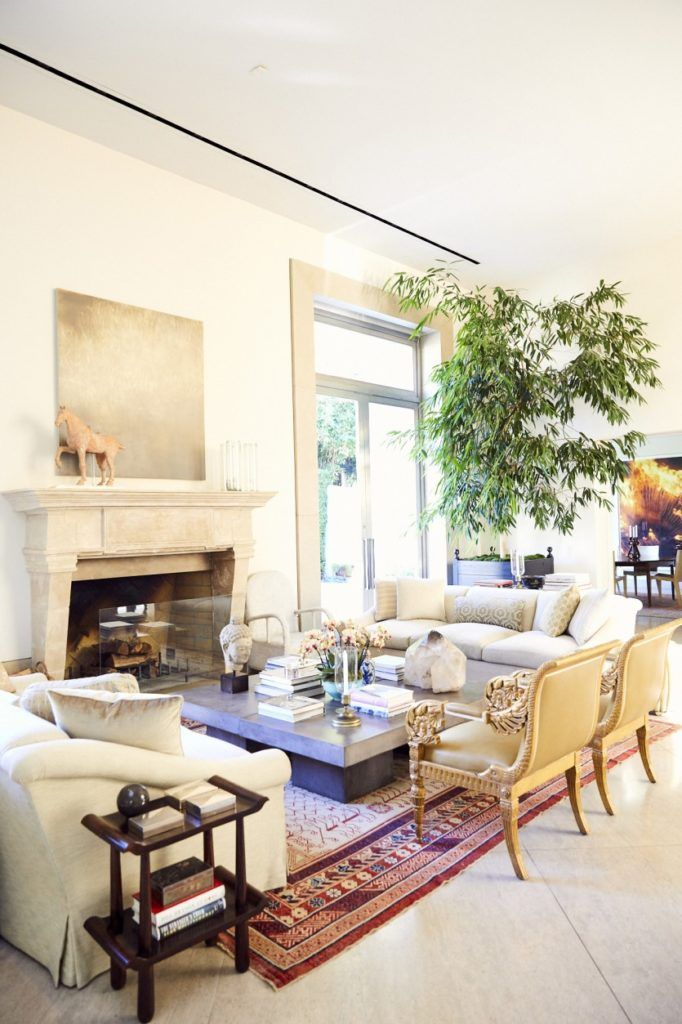 Habitually Chic Michael Smith S Los Angeles Home Holmby Hills