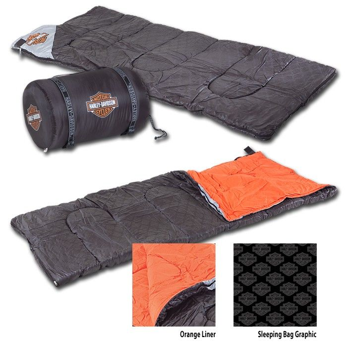 Harley DavidsonR B Sleeping Bag