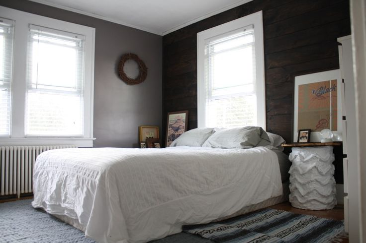 The Best Stain for a Natural Wood Shiplap Wall