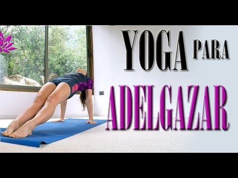 Yoga para adelgazar | INTERMEDIO 30 min Clase 10 - YouTube