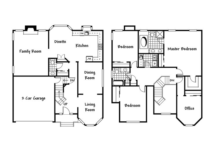 1000 Images About Floor Plans On Pinterest Clinton N